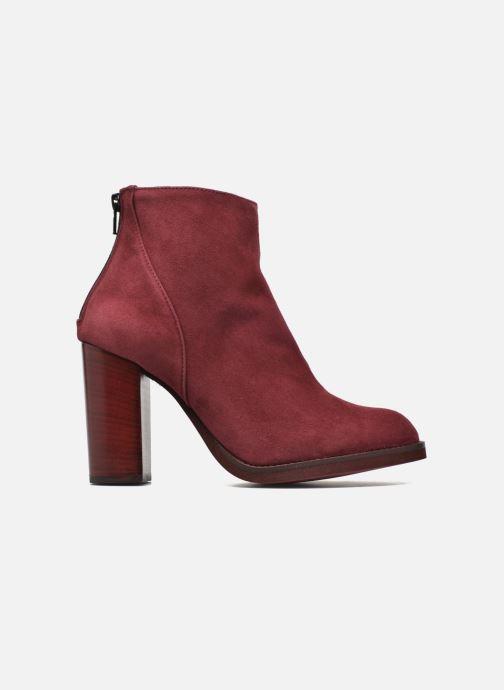 Bottines et boots Minelli Orka Bordeaux vue derrière