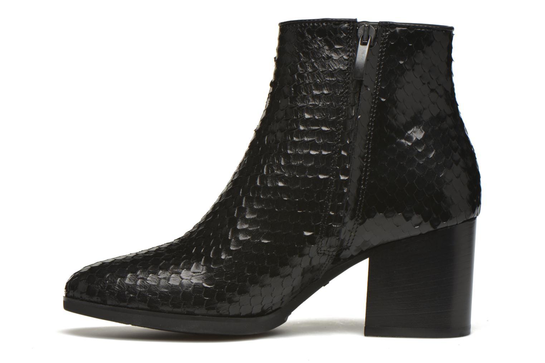 Bottines et boots Minelli Zopa Noir vue face