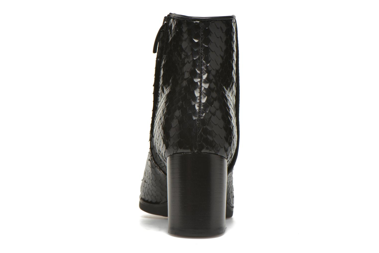 Bottines et boots Minelli Zopa Noir vue droite