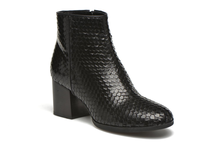 Bottines et boots Minelli Zopa Noir vue détail/paire