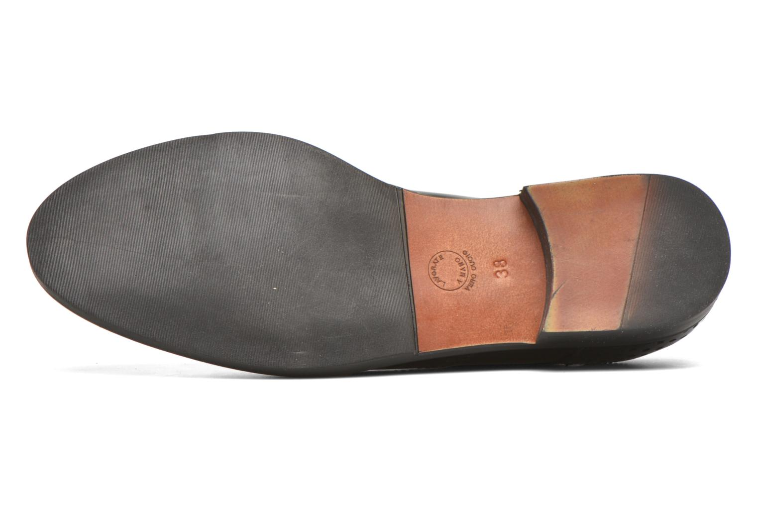 Lace-up shoes Minelli Elmé Black view from above