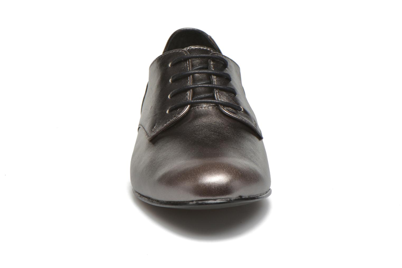 Lace-up shoes Minelli Biby Bronze and Gold model view