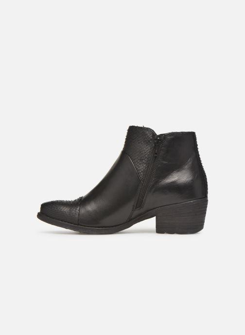 Boots en enkellaarsjes Khrio Sorolono Zwart voorkant