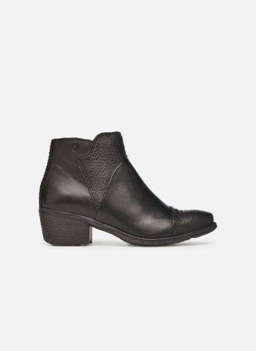 Boots en enkellaarsjes Khrio Sorolono Zwart achterkant