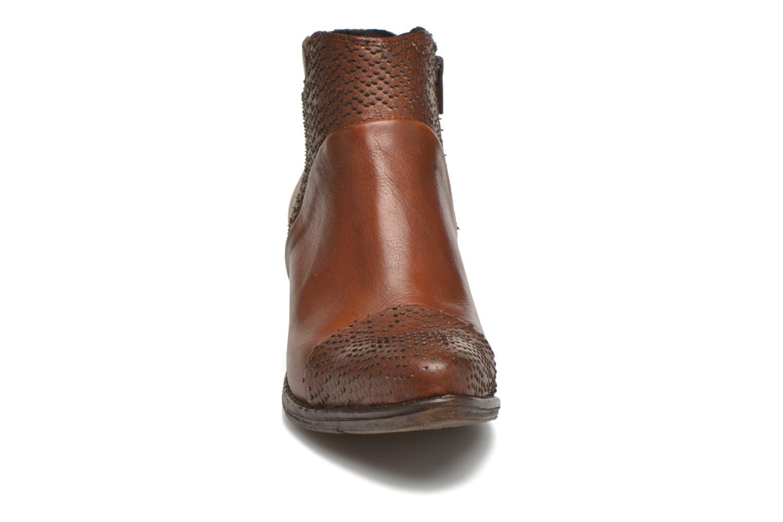 Bottines et boots Khrio Sorolono Marron vue portées chaussures