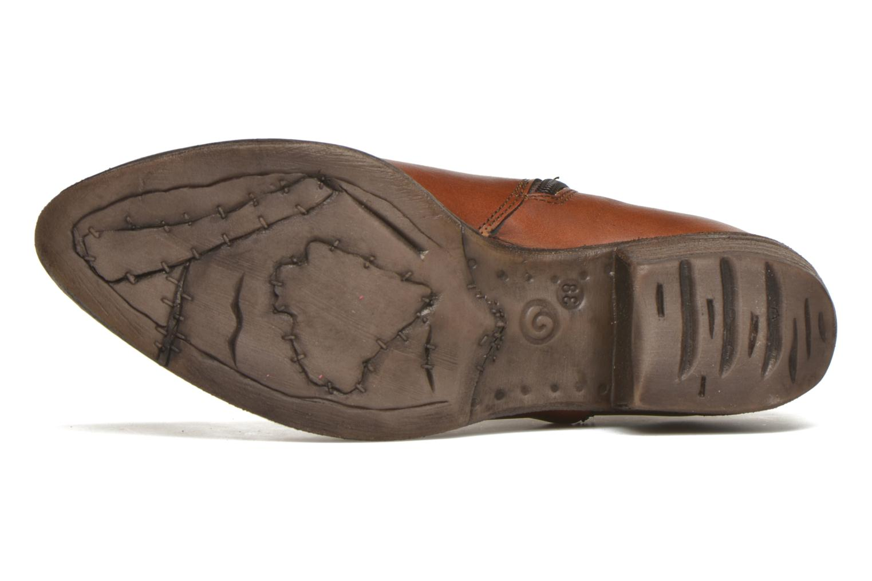 Bottines et boots Khrio Sorolono Marron vue haut