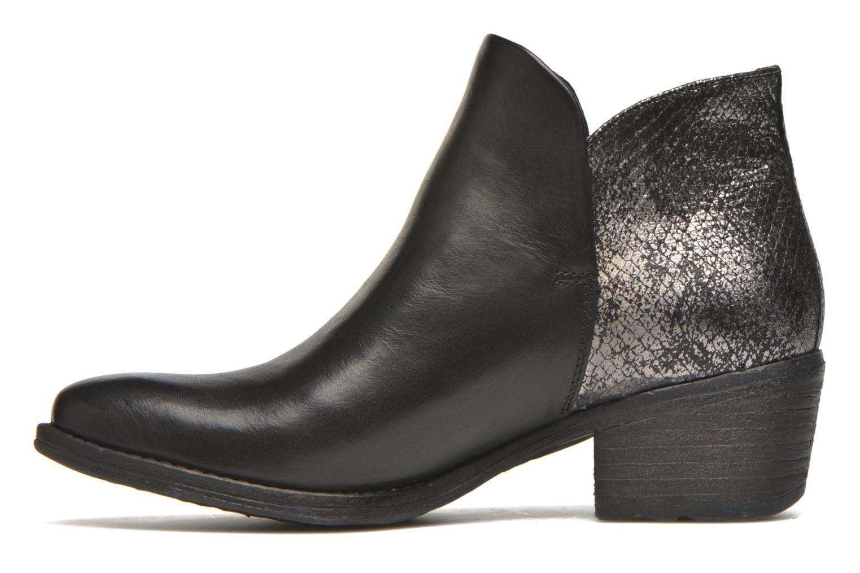 Bottines et boots Khrio Soraca Noir vue face