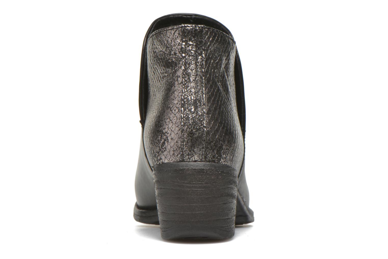 Bottines et boots Khrio Soraca Noir vue droite