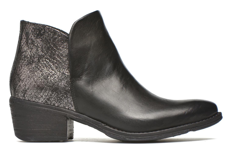 Bottines et boots Khrio Soraca Noir vue derrière
