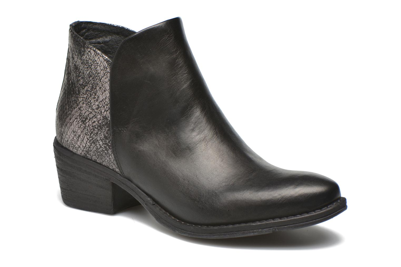 Bottines et boots Khrio Soraca Noir vue détail/paire
