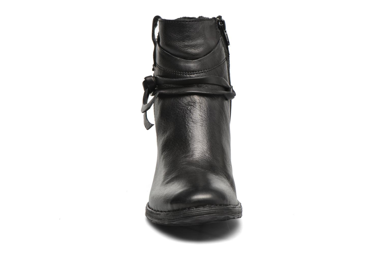 Bottines et boots Khrio Oréona Noir vue portées chaussures