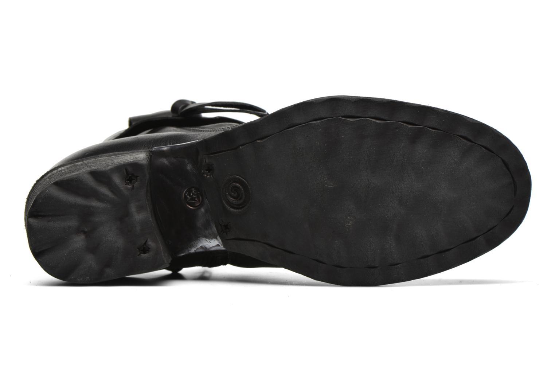 Bottines et boots Khrio Oréona Noir vue haut