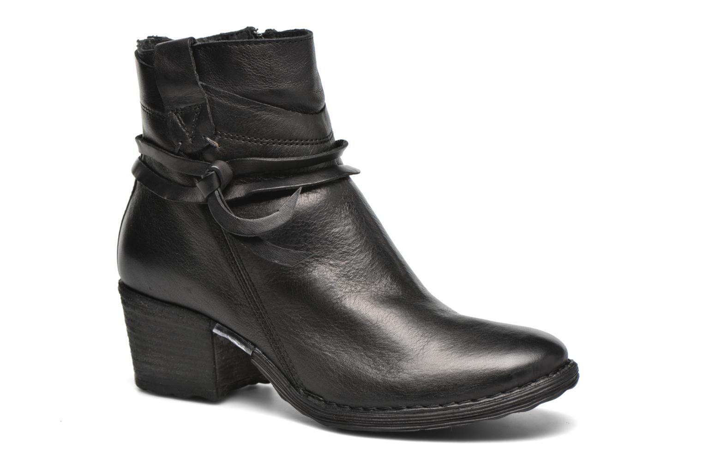 Bottines et boots Khrio Oréona Noir vue détail/paire