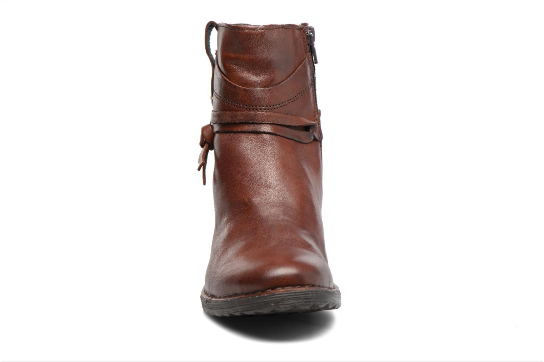 Bottines et boots Khrio Oréona Marron vue portées chaussures