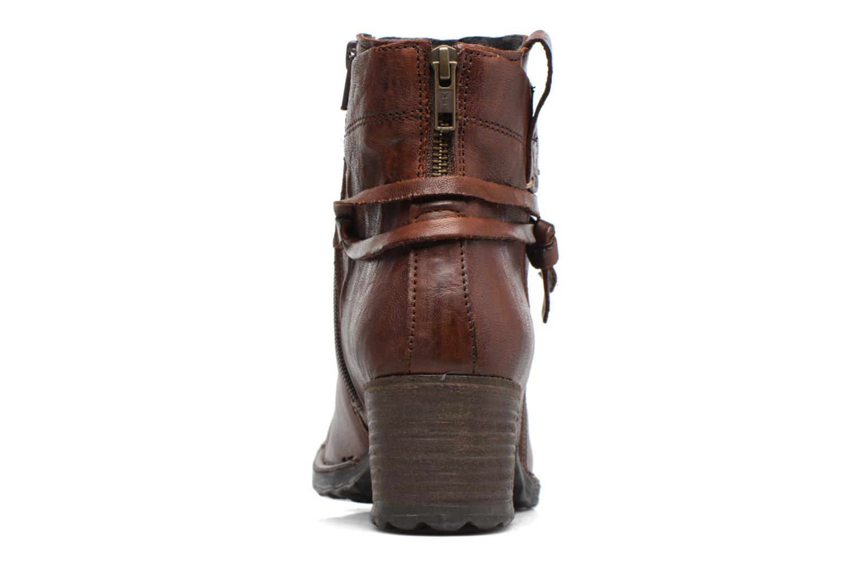 Bottines et boots Khrio Oréona Marron vue droite