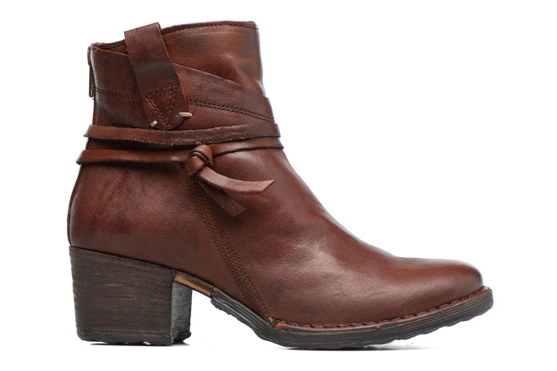 Bottines et boots Khrio Oréona Marron vue derrière