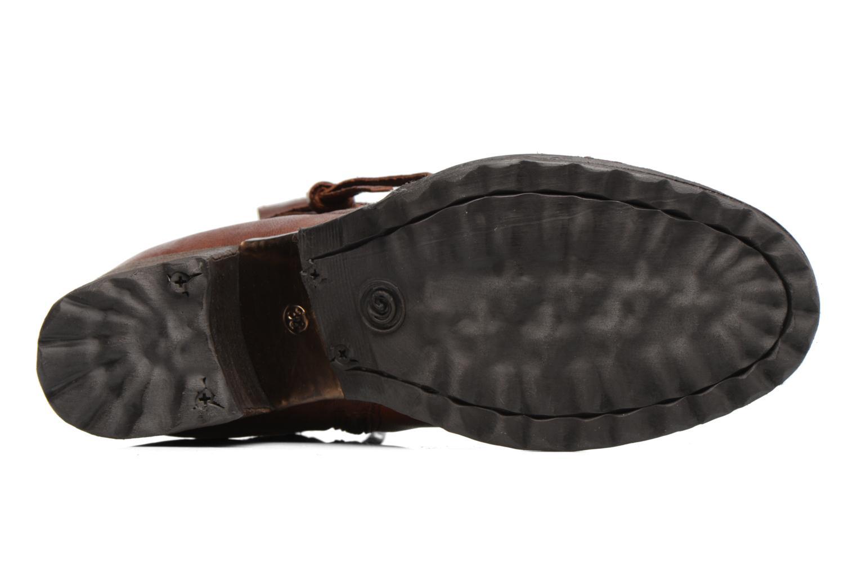 Bottines et boots Khrio Oréona Marron vue haut