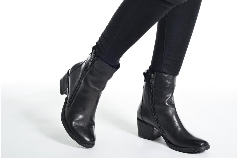 Bottines et boots Khrio Michini Noir vue bas / vue portée sac