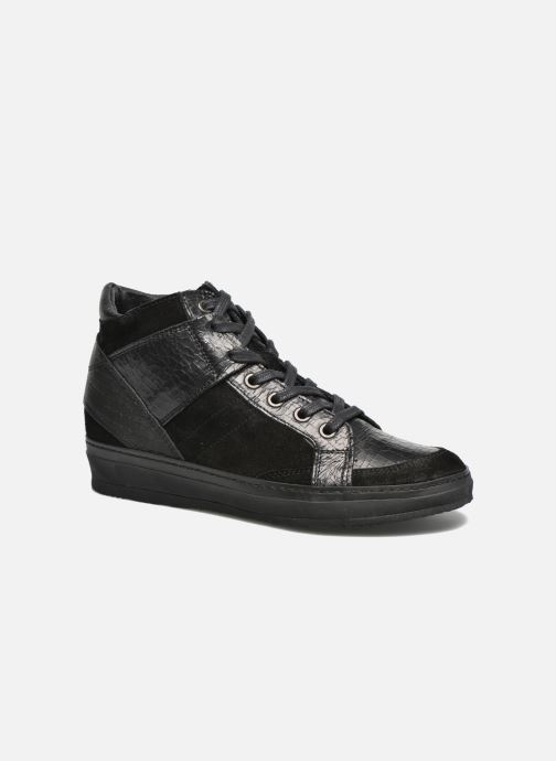 Sneakers Khrio Broma Zwart detail
