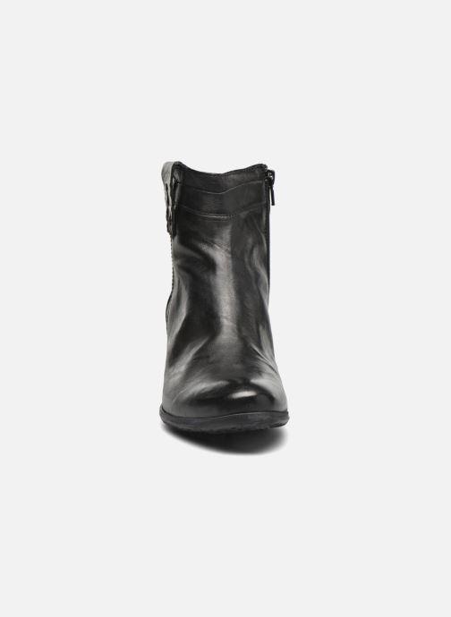Bottines et boots Khrio Carina Noir vue portées chaussures