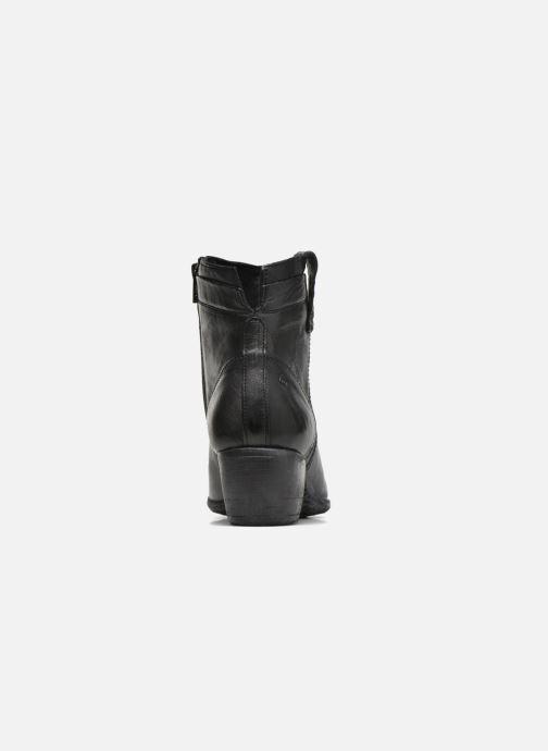 Bottines et boots Khrio Carina Noir vue droite