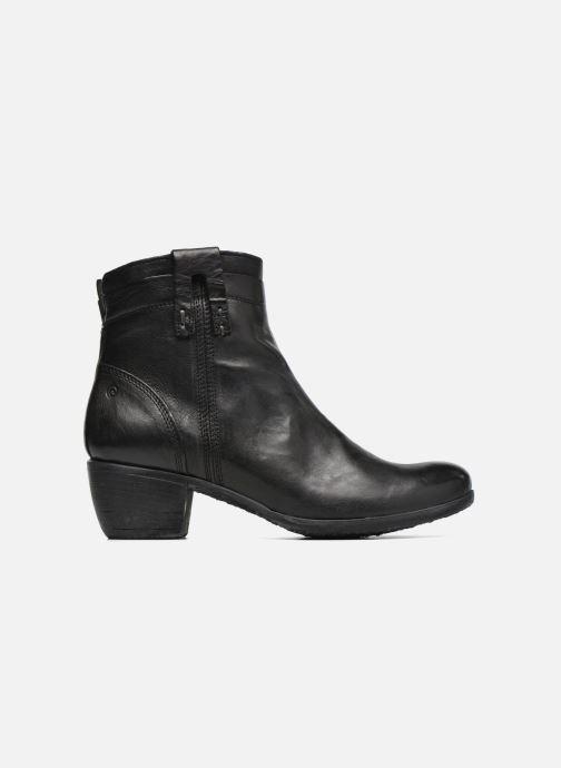 Bottines et boots Khrio Carina Noir vue derrière