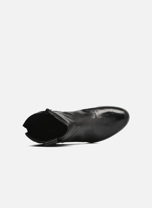Bottines et boots Khrio Carina Noir vue gauche