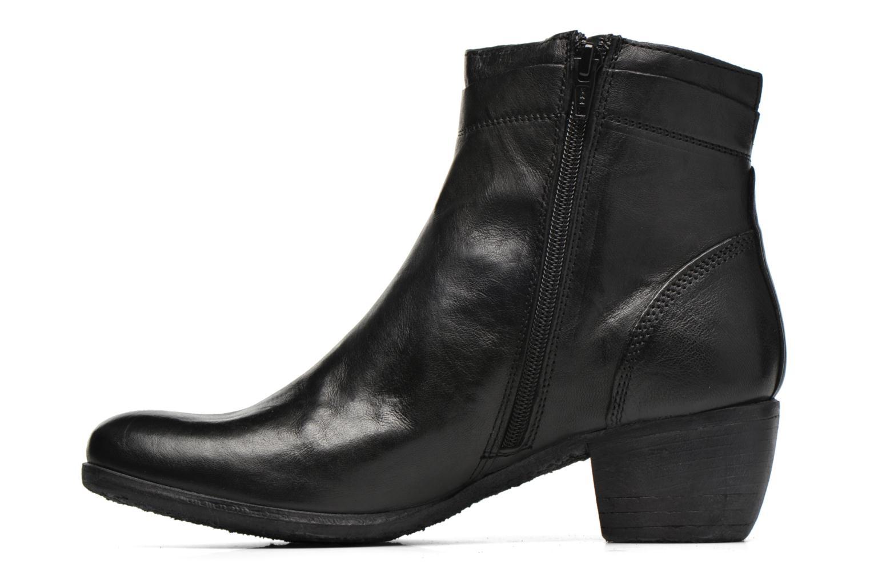 Boots en enkellaarsjes Khrio Carina Zwart voorkant