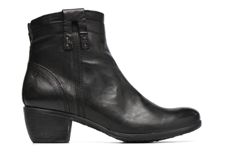 Boots en enkellaarsjes Khrio Carina Zwart achterkant