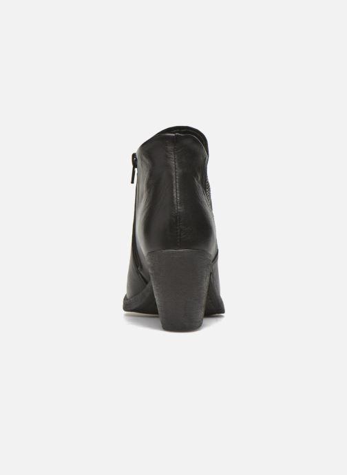 Bottines et boots Khrio Marimba Noir vue droite