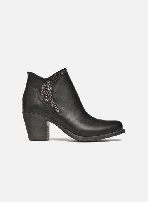 Bottines et boots Khrio Marimba Noir vue derrière