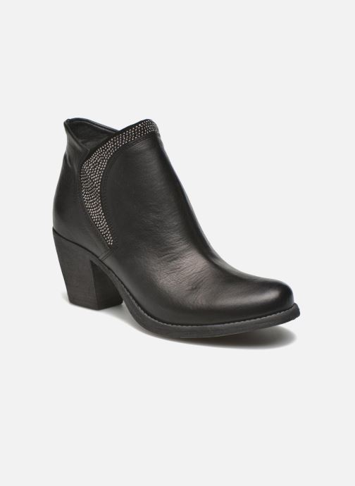 Bottines et boots Khrio Marimba Noir vue détail/paire