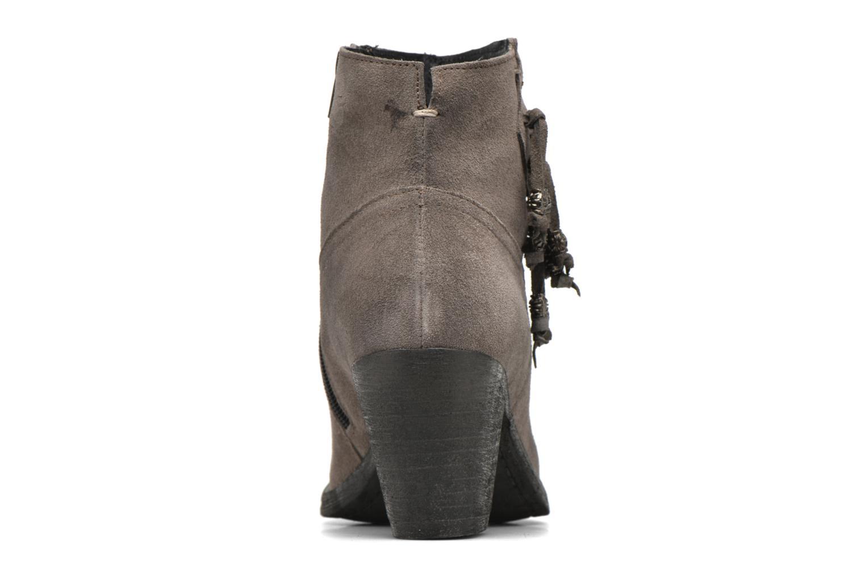 Bottines et boots Khrio Bijou Gris vue droite