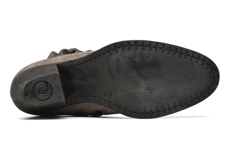 Bottines et boots Khrio Bijou Gris vue haut