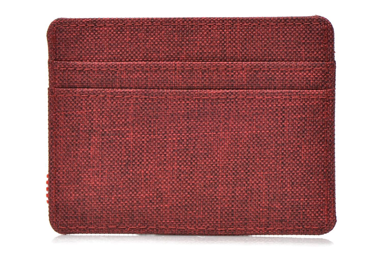 Petite Maroquinerie Herschel CHARLIE Porte-cartes Bordeaux vue face