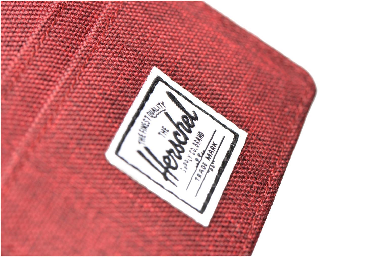 Petite Maroquinerie Herschel CHARLIE Porte-cartes Bordeaux vue gauche