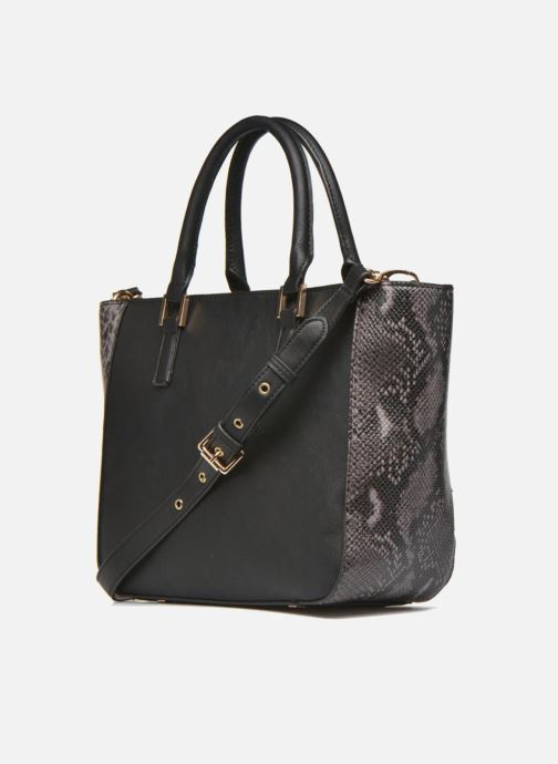 Handtaschen Clarks MAGNOLIA ROSE Porté main schwarz ansicht von rechts