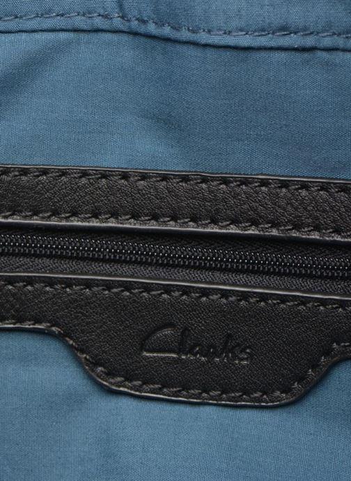 Handtaschen Clarks MAGNOLIA ROSE Porté main schwarz ansicht von hinten