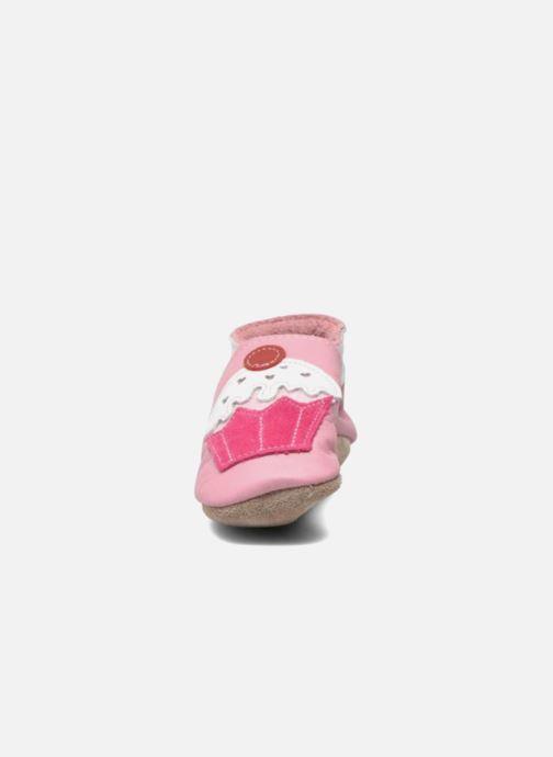 Hjemmesko Inch Blue Little Cupcake Pink se skoene på