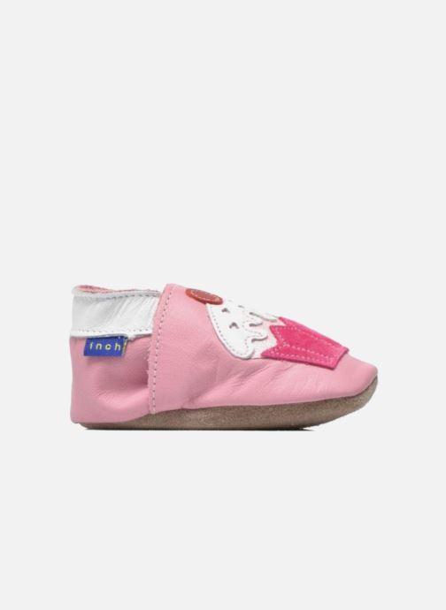 Pantuflas Inch Blue Little Cupcake Rosa vistra trasera
