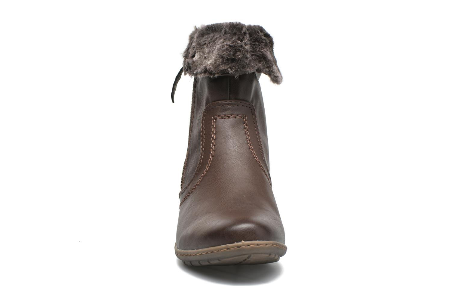 Ankle boots Hush Puppies INGRID Brown model view