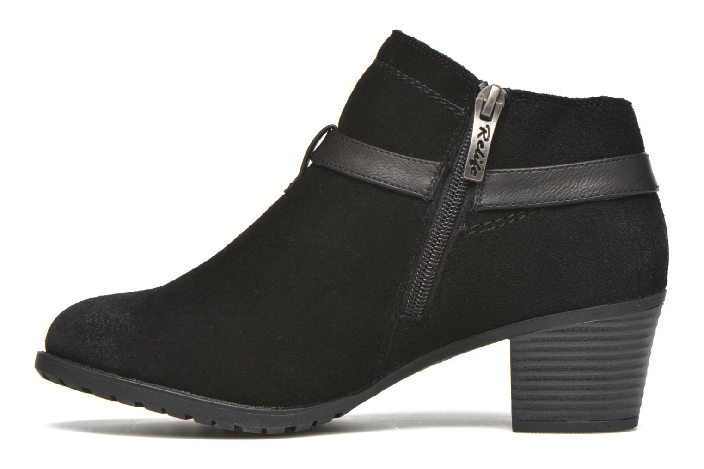 Bottines et boots Hush Puppies MARIA Noir vue face