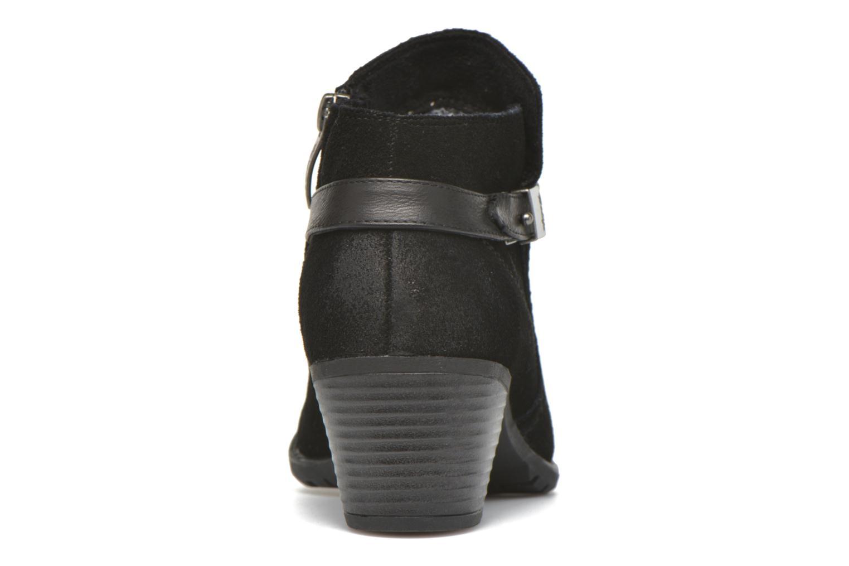 Bottines et boots Hush Puppies MARIA Noir vue droite