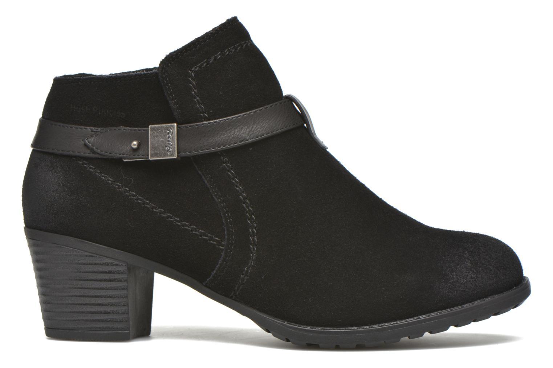 Bottines et boots Hush Puppies MARIA Noir vue derrière