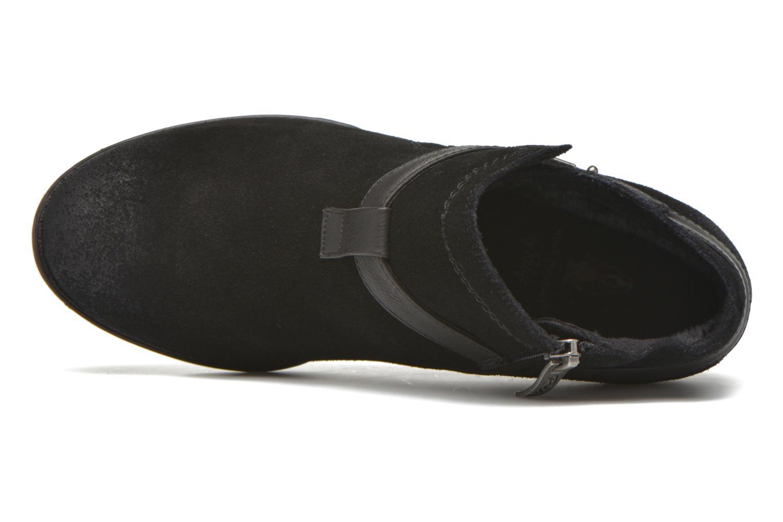 Bottines et boots Hush Puppies MARIA Noir vue gauche