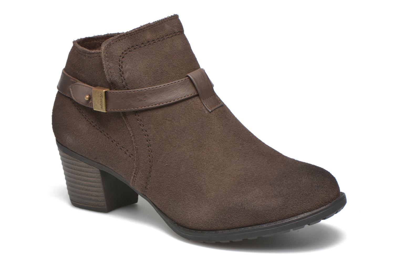 Bottines et boots Hush Puppies MARIA Marron vue détail/paire