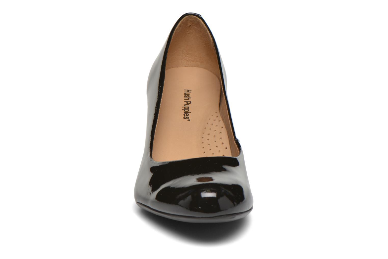 Escarpins Hush Puppies ALEGRIA Noir vue portées chaussures