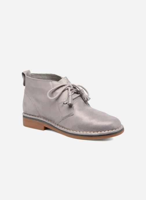 Bottines et boots Hush Puppies Cyra Catelyn Gris vue détail/paire