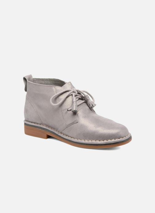 Bottines et boots Hush Puppies Cyra Catelyn Gris vue détail/paire