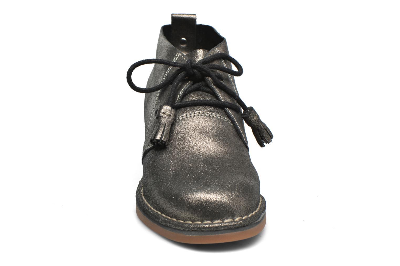 Bottines et boots Hush Puppies Cyra Catelyn Argent vue portées chaussures